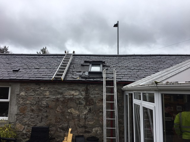 Maintenance Roof Wizard Domestic And Commercial Roofer Moray